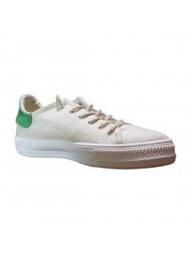 Vave Zapatos - Luca Verde Natural zapatillas de deporte
