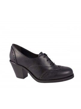 Will's Vegan Shoes - Heeled Brogues