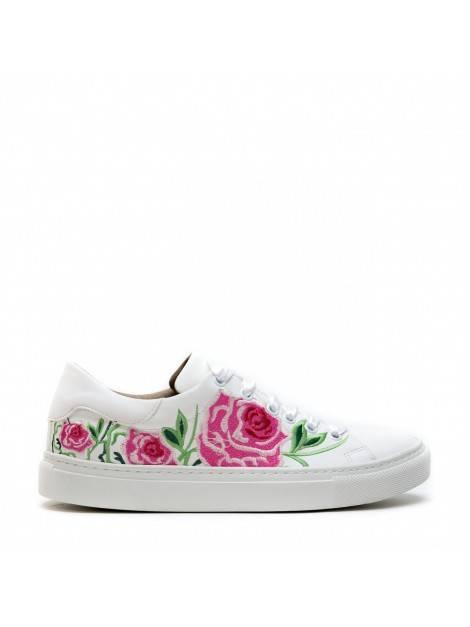 Nae Vegan Shoes - Rose White