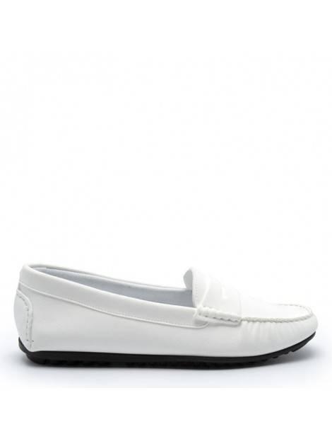 Noah Vegan Shoes - Tony (bianca)
