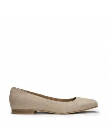 Nae Vegan Shoes - Louise (beige)