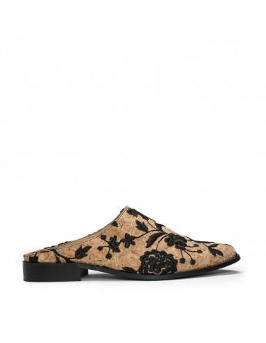Nae Vegan Shoes - Zoe (cork)