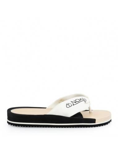 Unisex Vegan Flip Flops with Beech...