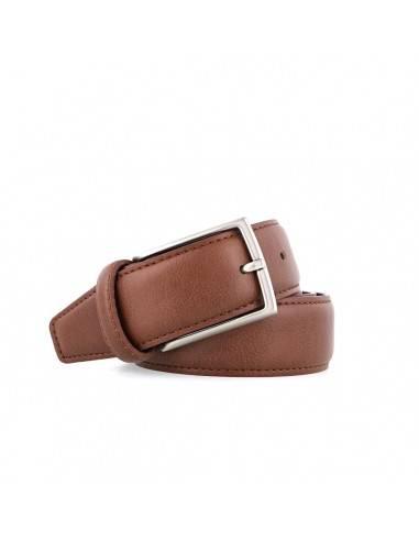 Noah Vegan Shoes - Belt (nappa-cognac)