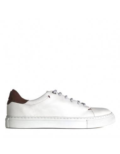 Unisex White Vegan Sneaker in...
