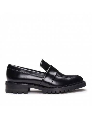 Vegan Leather Moccasin for Woman with...