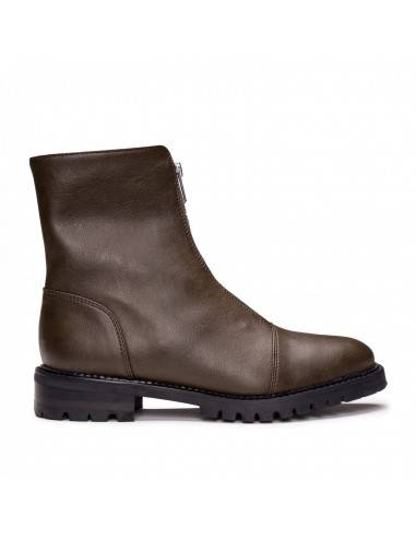 Vegan Ankle Boot for Woman with...