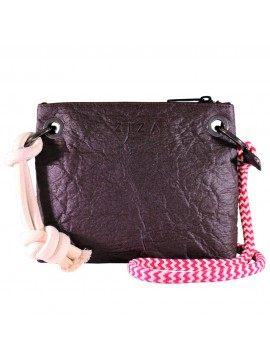 Ziza Style Habits - Pochette Pinita marrone