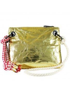 Ziza Style Habits - Pochette Pinita oro
