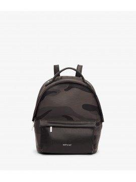 Matt & Nat - Munich Mini (camo-negro) mochila