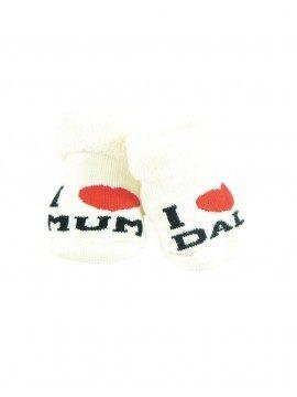Bella Storia Vegan - Mum&Dad newborn socks