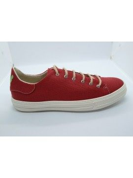 Vave Shoes - Stanny Red sneakers