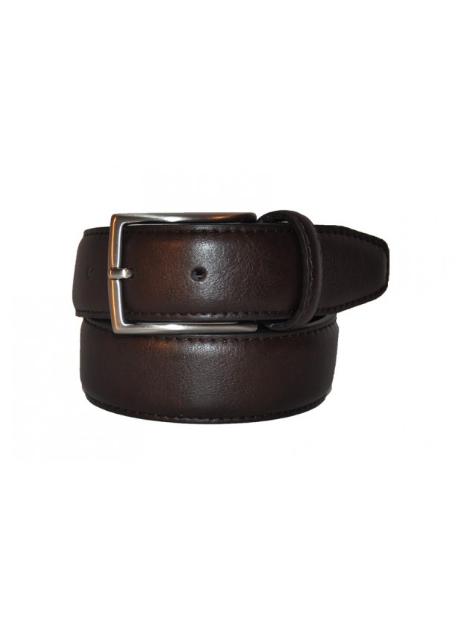 Noah Vegan Shoes - Belt (nappa-brown)